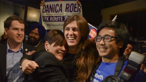 Danica Roem wins seat in Virginia election