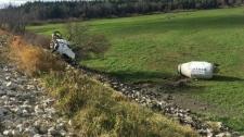 Wellington Road 10 crash