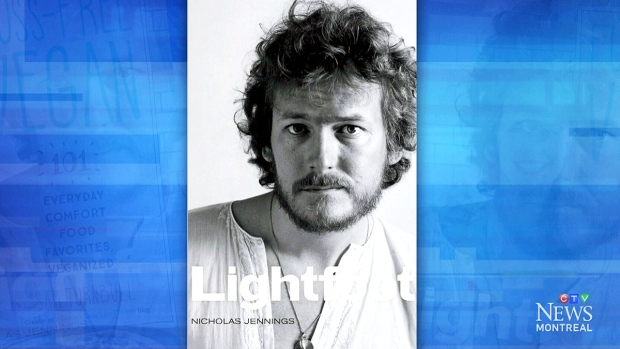 CTV Montreal: Author Nicholas Jennings: Lightfoot