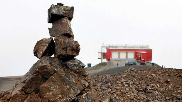Canada's high arctic research station