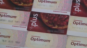 Consolidated loyalty program, Optimum Points, PC P