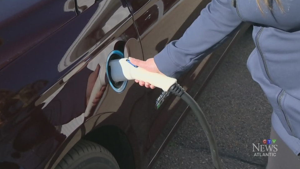 The small town of Tatamagouche, N.S., is hitting the road with its innovative stance on electric vehicles.