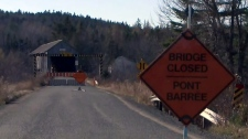 CTV Atlantic: N.B. bridge deemed unsafe