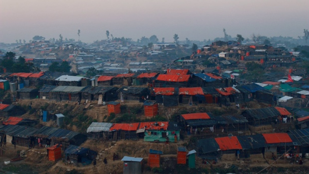 Scenes from inside a refugee camp on the border of Bangladesh and Myanmar. Daniele Hamamdjian / CTV News