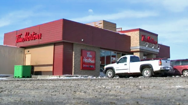 'Poppy Donuts' are no longer available for sale at the Tim Hortons location in the 4900 block of Barlow Trail SE