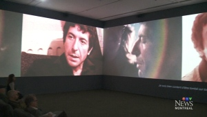 Cohen exhibit