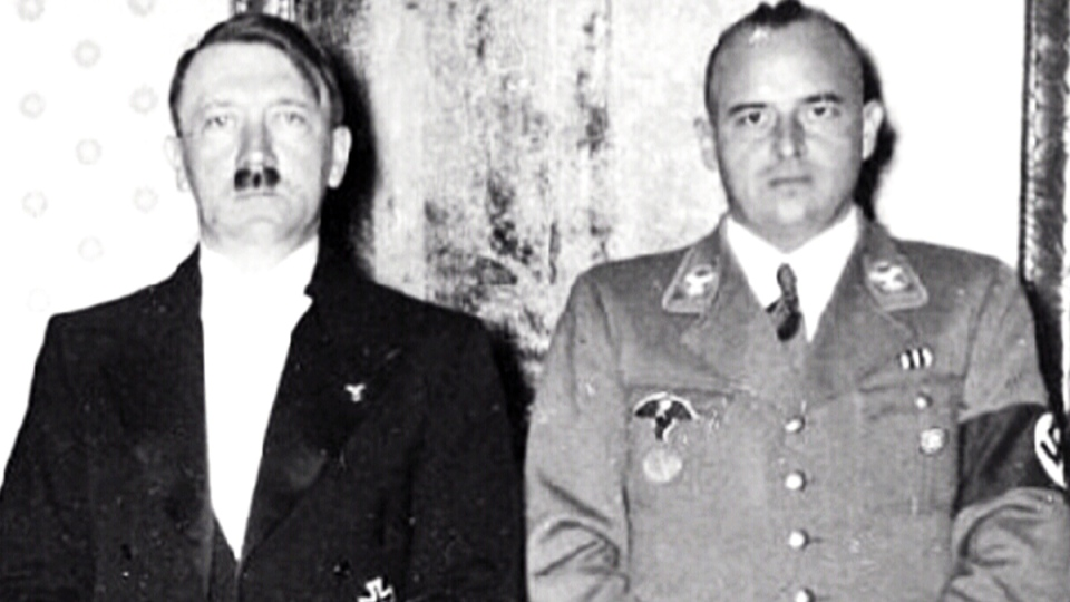 Hans Frank was a trusted adviser of Adolf Hitler and the Governor-General of Poland during the Nazi occupation.
