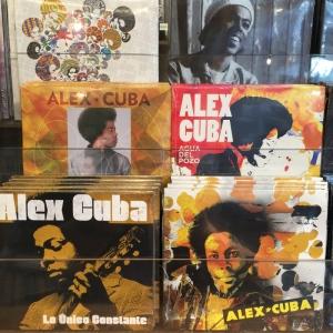 Alex Cuba album covers (Kevin Newman / W5)