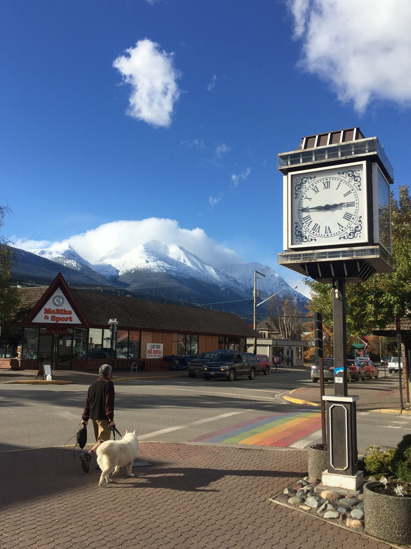 Alex Cuba's hometown of Smithers, B.C. Population: Just over 5,400 residents according to B.C. stats (Kevin Newman / W5)