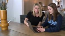 Lisa and Lauren Munroe - Uber cleaning fee