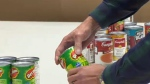Veterans food bank - Calgary