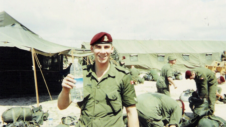 Cpl. Michael David Abel is shown in this undated photo.