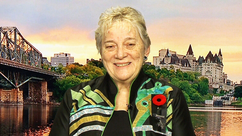 Diana Abel, this year's Silver Cross Mother, says she is 'very pleased' to honour her son.