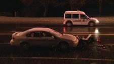Gordon Street crash