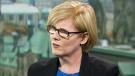Public Services and Procurement Minister Carla Qualtrough on CTV's Question Period.