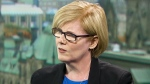Public Services and Procurement Minister Carla Qualtrough on CTV's Question Period.