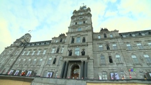CTV Montreal: National Assembly makeover