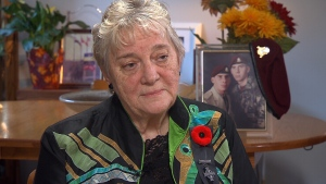 Canada's Silver Cross Mother remembers her son
