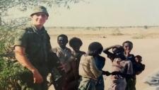 Corporal Michael David Abel