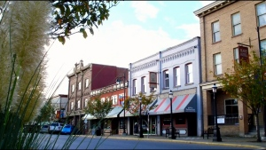 Ladysmith is one of the island communities that is receiving infrastructure funding, and will be using it to build a new Arts and Heritage Hub: (CTV News)