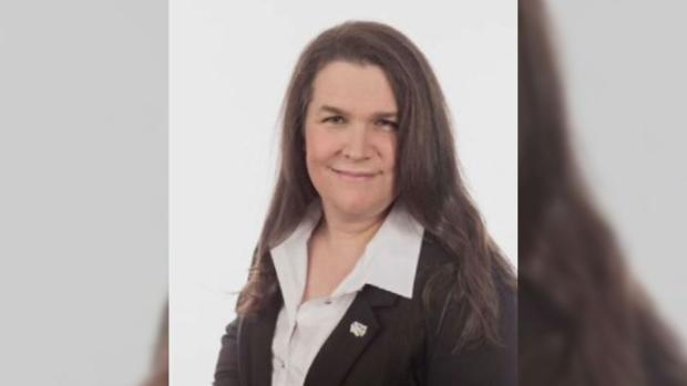 Julie Lemieux, mayor of Tres-Saint-Redempteur