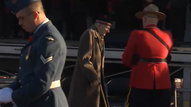 Remembrance Day 2017 - Calgary