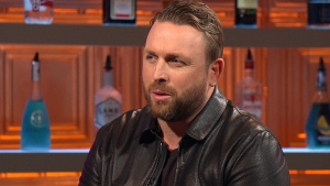 Johnny Reid on Pop Life