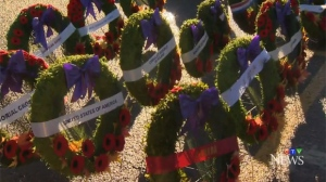 Remembrance Day 2017 - The Military Museums