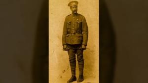 Private Jeremiah Jones of Truro, N.S. (Veterans Affairs Canada)