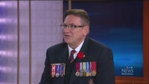 CTV Montreal: A veteran remembers