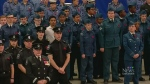 Thousands attended Remembrance Day Ceremony to pay