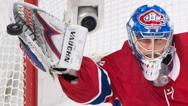 Canadiens trade goalie Al Montoya to Oilers