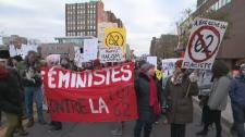 Anti Bill 62 demo