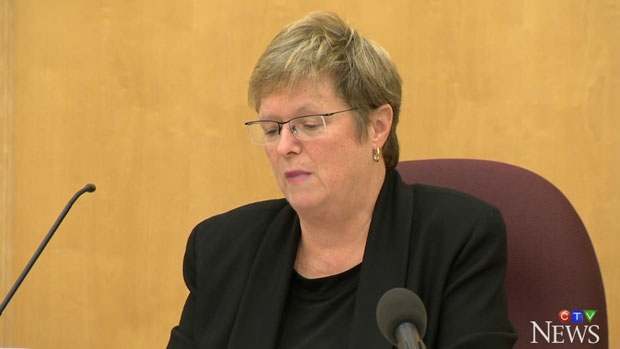 Chief Justice Deborah Smith was in a Halifax courtroom deciding whether the Loney Bowl game will go forward following an eligibility issue with one of SMU's players.