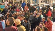 Rally to Support GSAs - Calgary