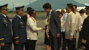 CTV National News: PM Justin Trudeau in Manila