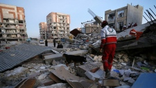 Rescue underway in Iran after earthquake