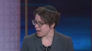 Rabbi Lisa Grushcow: identity and redemption