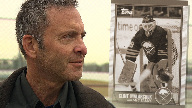 Clint Malarchuk S Lifelong Battle With Mental Illness Alberta