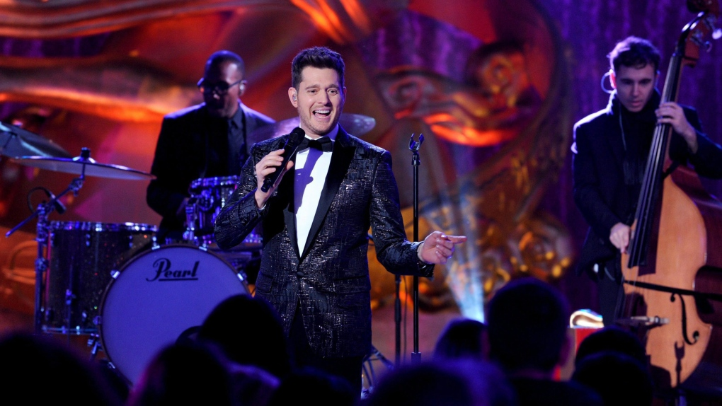 Michael Buble Christmas 2020 Ctv Michael Buble announces return to the stage after son's cancer