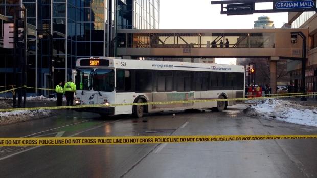 Transit collision