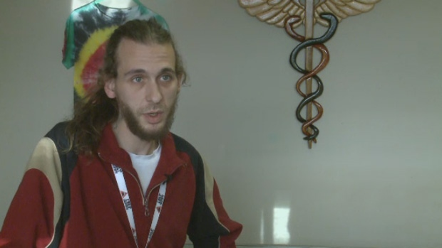 Dispensary manager Patrick Cassie says the letter is forcing his store to close.