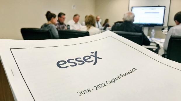 Essex Budget 2018