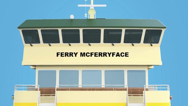 Ferry McFerryface