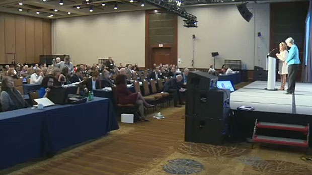 Experts on substance abuse are meeting in Calgary this week for a nation-wide conference.