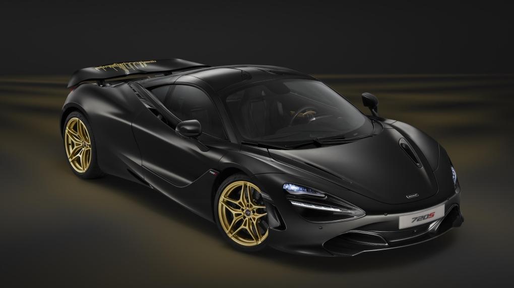 The Bespoke McLaren 720S Dubai