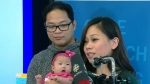 In a Canadian first, doctors performed in-utero surgery on