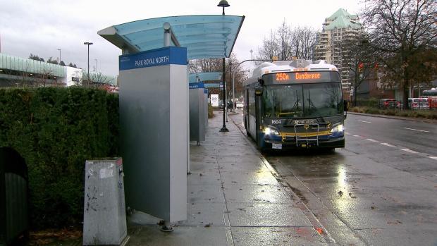 West Vancouver sex assault