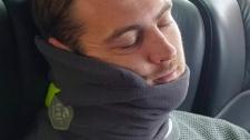 trtl airplane pillow