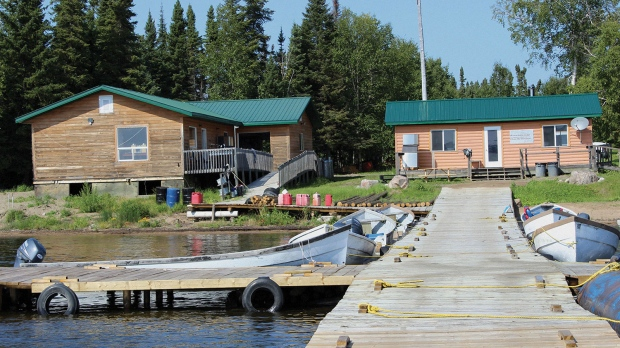 Molson Lake Lodge